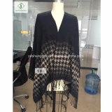 Westlicher Art-Schal-neue Kleidung spaltete starke warme Dame Fashion Scarf auf