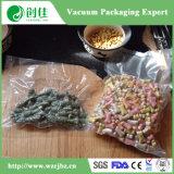 Nourriture élevée de PE de PA de Coex de barrière emballant sous vide 7 couches Rolls en plastique non imprimée