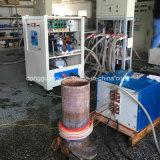 Máquina de aquecimento da indução da freqüência média para o forjamento
