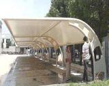 Estructura de acero económica y práctica para el garage
