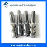 Carboneto de tungstênio Endmills da alta qualidade