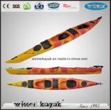 Últimas Sit estilo em caiaque duplo lazer Paddle Sea Kayak
