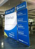 Stand portatif d'exposition de tissu de tension, présentoir, Foire (KM-BSZ6)