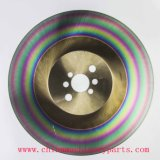 Lámina de cortador del disco de la marca de fábrica de KZ para la máquina del cortador del carburo de tungsteno