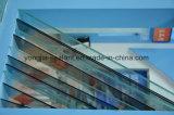 Glace en aluminium élégante en gros de double vitrage de modèle Windows coulissant avec le prix raisonnable