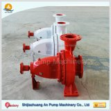 Pompe à huile à centrifuger horizontal à une seule étape à centrifuger horizontale