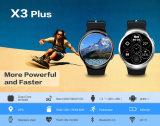 El más nuevo 3G Android 5.1 SmartWatch Teléfono con monitor de ritmo cardíaco