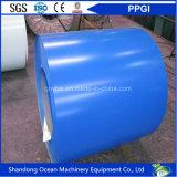Preverniciato/colore ha ricoperto la bobina d'acciaio/acciaio galvanizzato ricoperto colore PPGL/di PPGI