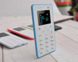 Оптовая цена по прейскуранту завода-изготовителя низко чем 10 USD согласно с мобильный телефон M5 комплекта миниый, сотовый телефон карточки