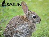 Netwerk van de Draad van Sailin het Hexagonale voor het Opleveren van het Konijn