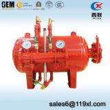 消火活動型泡タンク、火のぼうこうタンク、泡のぼうこうタンク