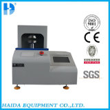 Máquina de prueba compresiva de papel automática del agolpamiento y del borde del anillo