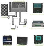 Heiße Verkäufe! 12V/24V/48V 30A zum Solarladung-Controller der Qualitäts-60A mit LCD-Bildschirmanzeige