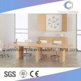 Bureau utile élégant de contact de bureau de meubles de panneau