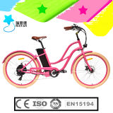 Dame Beach Cruiser Electric Bicycle