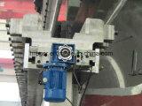 Wc67y-160X4000 유압 강철 플레이트 구부리는 기계