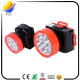 LED Torch Light für Household Wares (Factory ABS Outdoor Bicycle LED Light Camping LED Headlight)