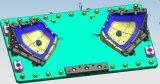 自動車産業のための振動摩擦溶接機械