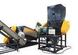 Máquina de reciclaje que se lava automática para la película plástica y los bolsos tejidos