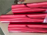 печатание крена штемпелюя фольги красной королевской славы 0.64m*120m горячее для упаковки
