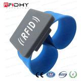 MIFARE DESFire 8k EV1, Wristband del silicone di EV2 RFID NFC