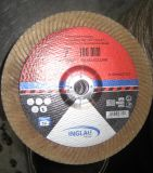 Roda de moedura lig resina 180X6.4X22.2mm