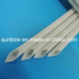 Fibre de verre de silicones d'homologation d'UL gainant pour le harnais de câblage Proetction