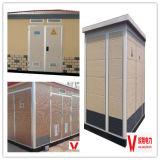 Yb10-250kVA het Gecombineerde van de Transformator/europ-Type Hulpkantoor van Pretabricated
