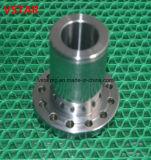 Parte adatta dell'acciaio inossidabile fatta da CNC che lavora nell'alta precisione