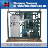 Очиститель масла трансформатора вакуума Двойн-Этапа ZYD