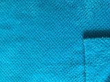 Panno morbido di corallo normale spazzolato variopinto del jacquard
