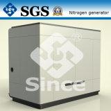 Generador del nitrógeno del PSA del alto rendimiento con el envase