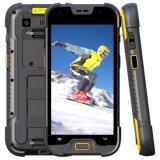 5インチ4G Lte険しいIP68は2+16GBメモリ及び5+13 MPのカメラ及び超ライトLEDライトとのSmartphoneを防水する
