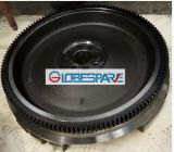 Hino Fly Wheel 15 & rdquor; / 380mm * 129t * 8h pour H08c / H07D