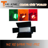 Arandela de la pared de la luz del color de la ciudad de IP65 RGBWA DMX LED