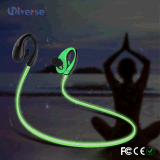Xhh-805 LEIDENE Earbuds van de Oortelefoon Bluetooth van de hoofdtelefoon Draadloze Waterdichte Opvlammende Hoofdtelefoon