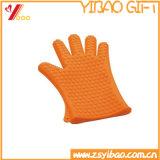 Cocina Horno de cocina de silicona calor guantes resistentes para barbacoa