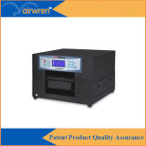 De digitale Oplosbare Printer van Inkjet Eco voor de Druk Haiwn 400 van de Kaart van pvc