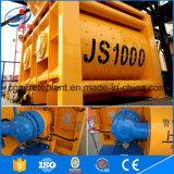 Mezclador concreto razonable del precio Js1000 para la venta