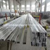 Tubos TP304L del cuadrado del acero inoxidable