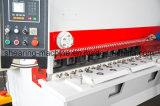 Máquina hidráulica QC11y-12X4000 da guilhotina de Jsd