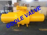 150 libras / 300 libras / 400 libras / 600 libras / 900lb / 1500lb de acero forjado completamente soldado válvula de bola (GAQ61 / 7PPL)
