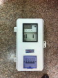 Einphasig-Wattstunde-Messinstrument-Fiberglas-Kasten des Modell-Lr-N1