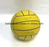Bola especial internacional del water polo de la competición