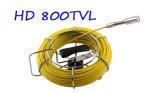 Abwasserkanal-Inspektion-Kamera mit 7 '' Digital-Bildschirm-Fiberglas-Kabel 7D1