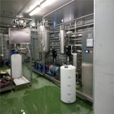 Máquina asséptica do enchimento do saco da água do coco