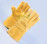 Gants en cuir doux à la main