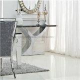 مرآة تصميم [ي] شكل [سّتينلسّ] فولاذ يتعشّى كرسي تثبيت