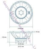 "2000W 18 Icnh Subwoofer --[لف18إكس400.4] بوصة صوت ملفّ, محترف 18 "" [وووفر]"