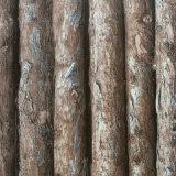 Papel pintado de bambú material natural para el interior casero
